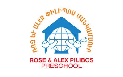 """Rose & Alex Pilibos Mary Postoian A.R.S """" Mayr"""" Chapter Preschool"""